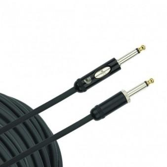 D'addario PW-AMSK-20 кабель с выключателем прямой 6м
