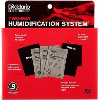D'Addario Two-way Humidification System система контроля влажности