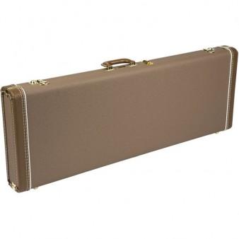Fender G&G Deluxe Jaguar/Jazzmaster жесткий кейс для электрогитары