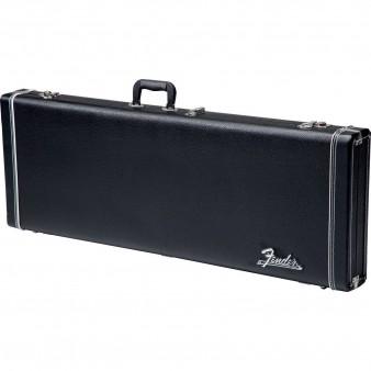 Fender Pro Series Black кейс Stratocaster/Telecaster