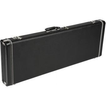 Fender G&G Standard Mustang жесткий кейс черный