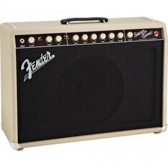 Fender Super-Sonic 22 Combo Blonde ламповый гитарый усилитель