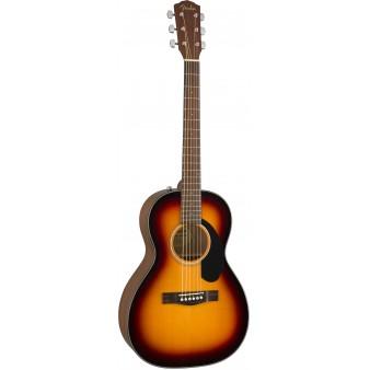 Fender CP-60S 3TS акустическая гитара