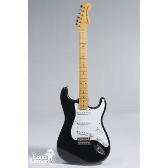 Stratocaster JV 1982 Black MIJ