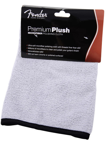 Premium Plush Microfiber Cloth